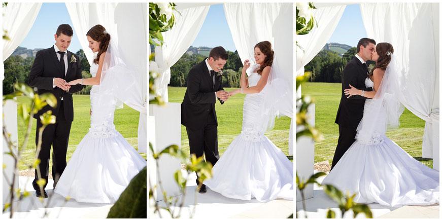 Wedding ceremony photos ZaraZoo