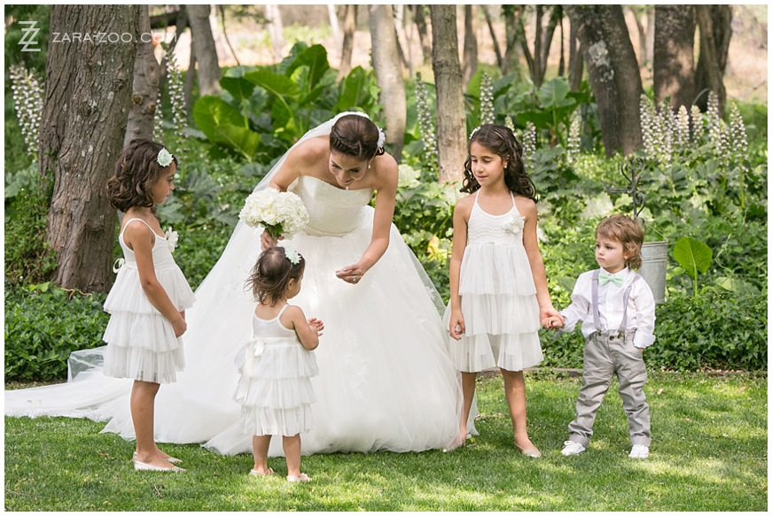 Photo of Children at Weddings