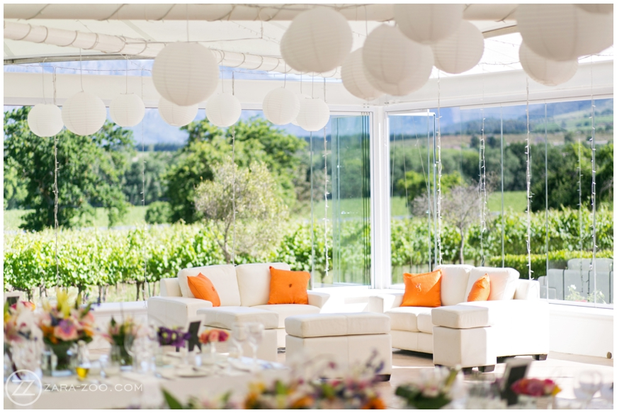 Wedding Decor Inspiration Vrede and Lust