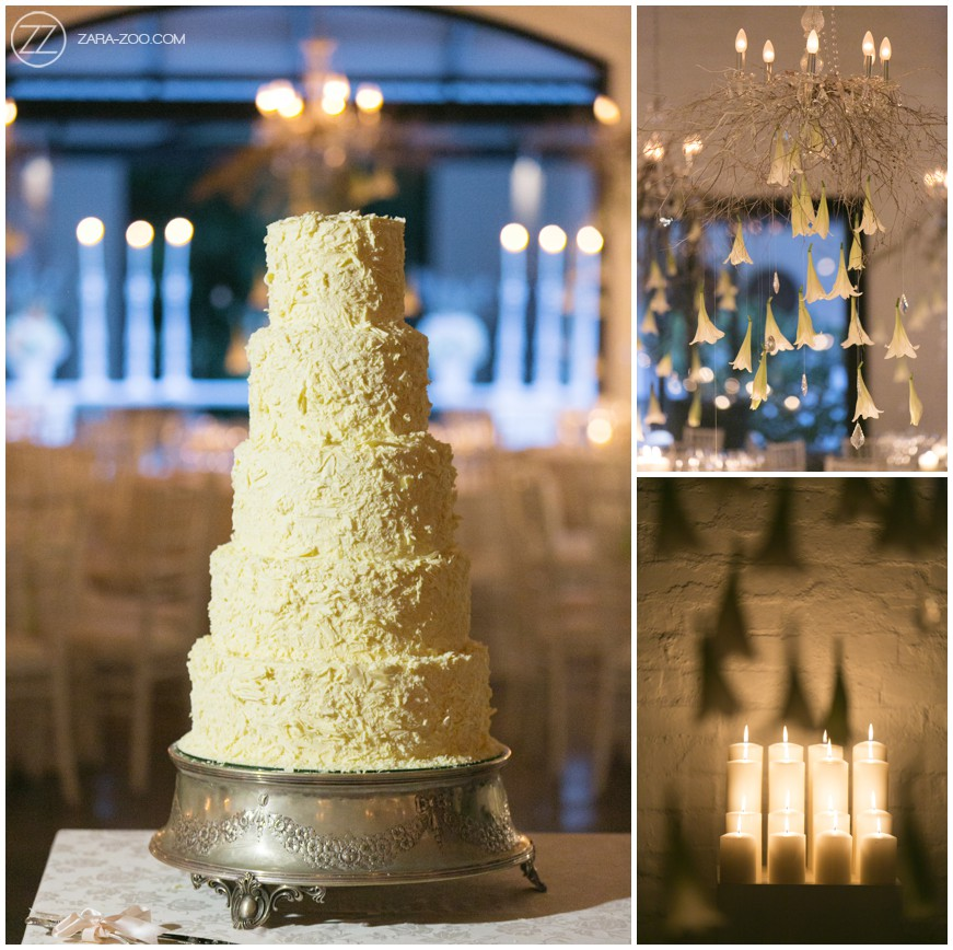 Wedding Cake and Decor Photos