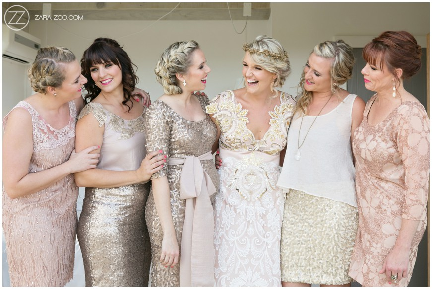 Beautiful Bridal Party Photos