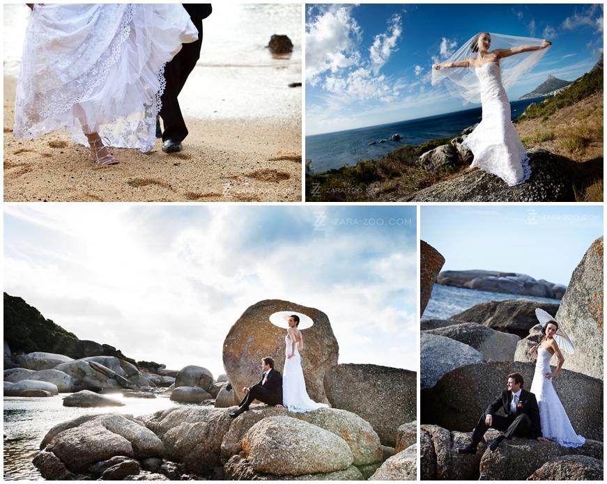 12 Apostles Beach Weddings in Cape Town