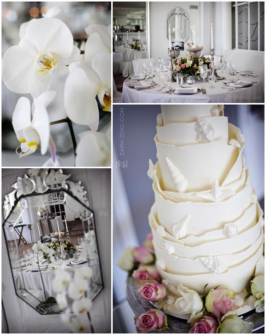 12 Apostles Wedding Decor and Cake