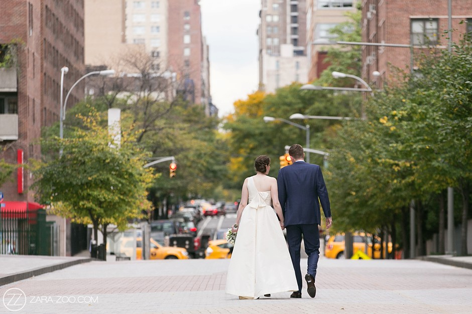 Elopement in New York City