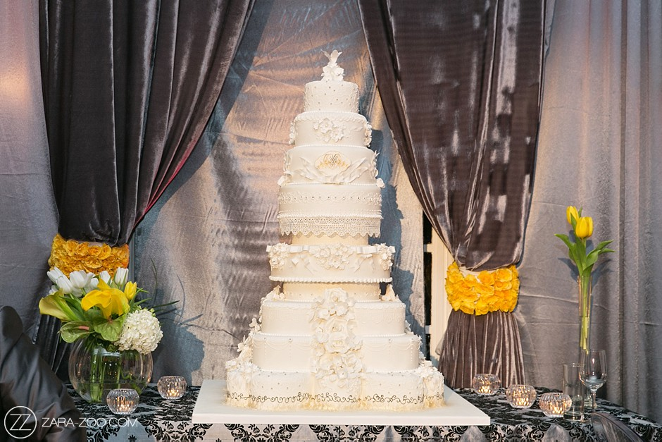 10 Tier Wedding Cake South Africa