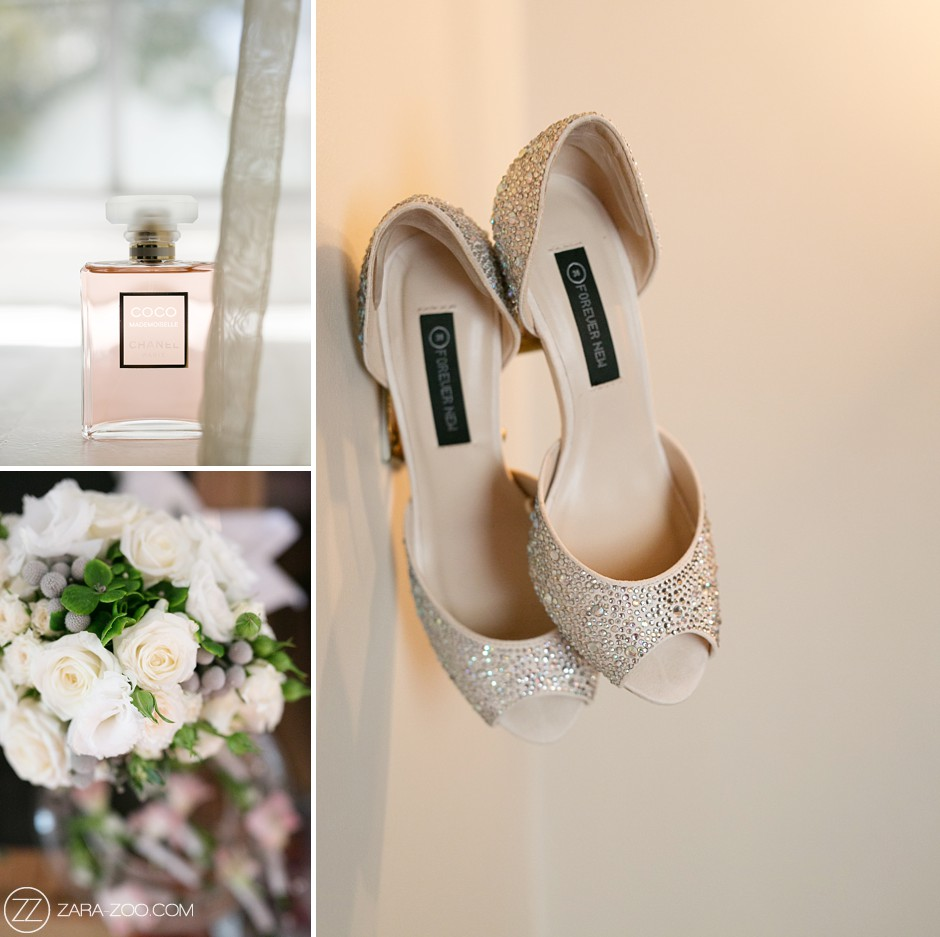 Bride Shoes and Accessories