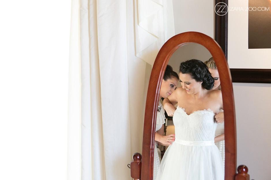 Wedding Photos Bride Getting Ready
