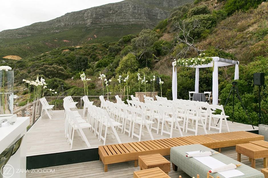 Table Mountain Wedding Venue