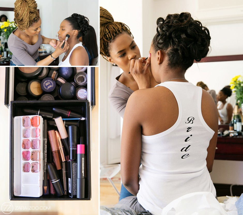 Wedding Makeup South Africa