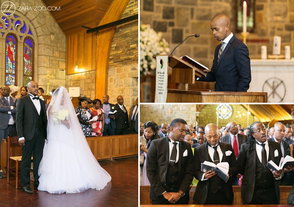 Church Weddings Johannesburg