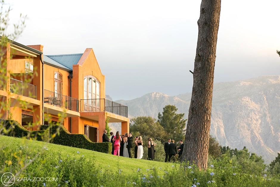 Top 10 Wedding Venues - La Residence in Franschhoek
