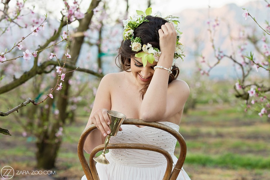 Spring Wedding Photoshoot