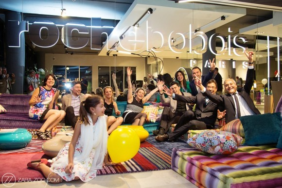 Roche Bobois Cape Town Launch