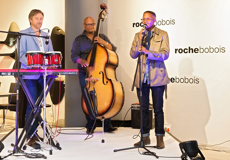 Roche Bobois Brand Launch Event