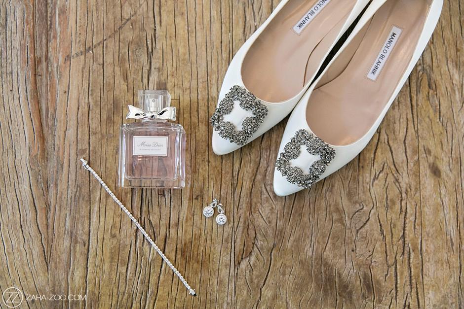 Manolo Blahnik Wedding Shoes
