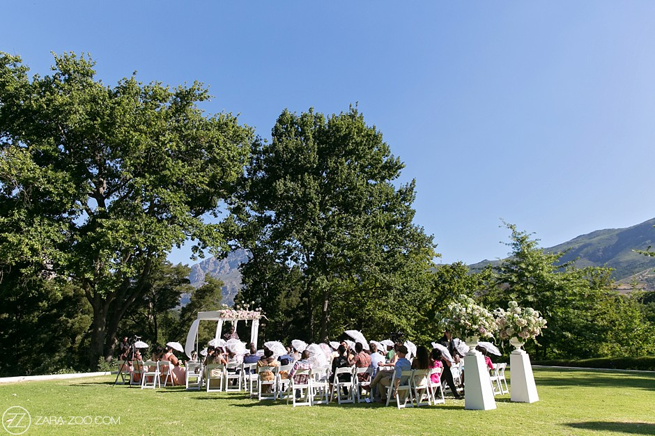 Wedding at Molenvliet Wine Estate