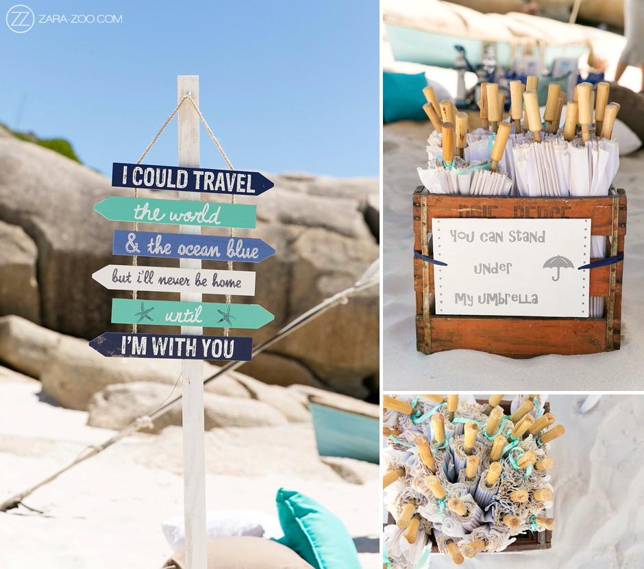 Beach Wedding Ideas ZaraZoo Photography