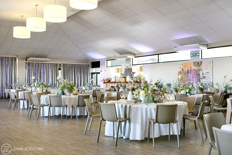 Wedding Reception Cape Point Vineyards