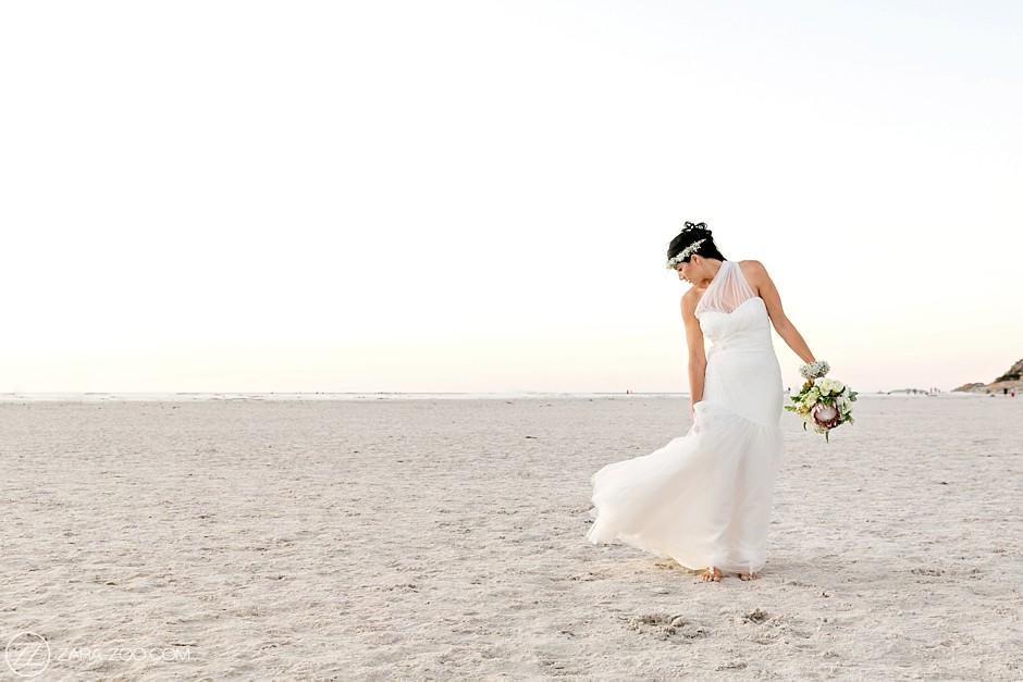 Beach Bride Cape Town