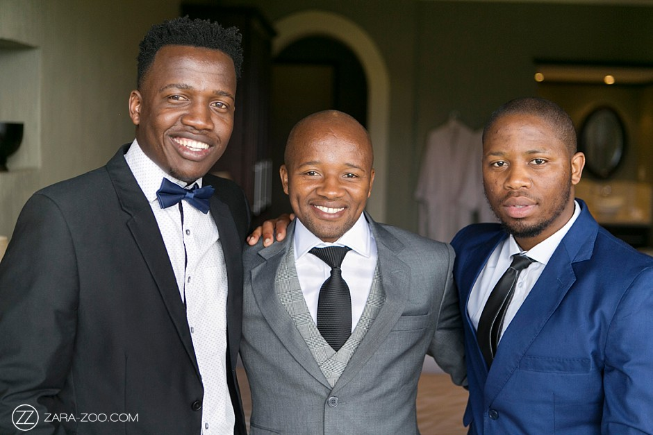 South African Weddings Groom