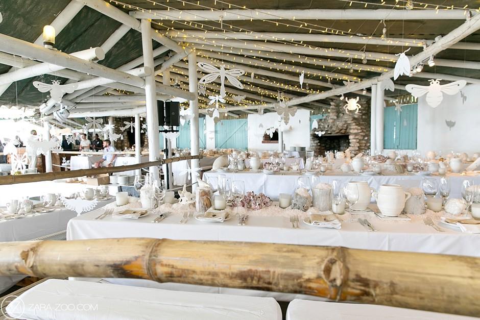 Beach Wedding at Yzerfontein