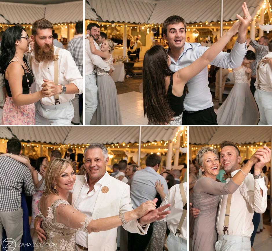 Photos of Wedding Dancing at Reception