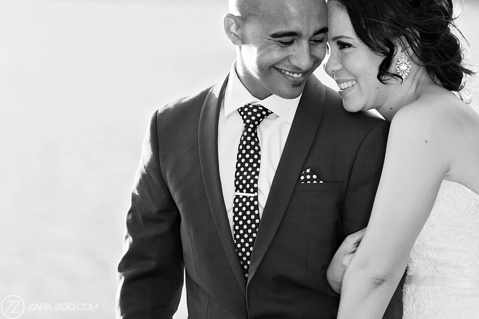 Black and White Weddings Cape Town