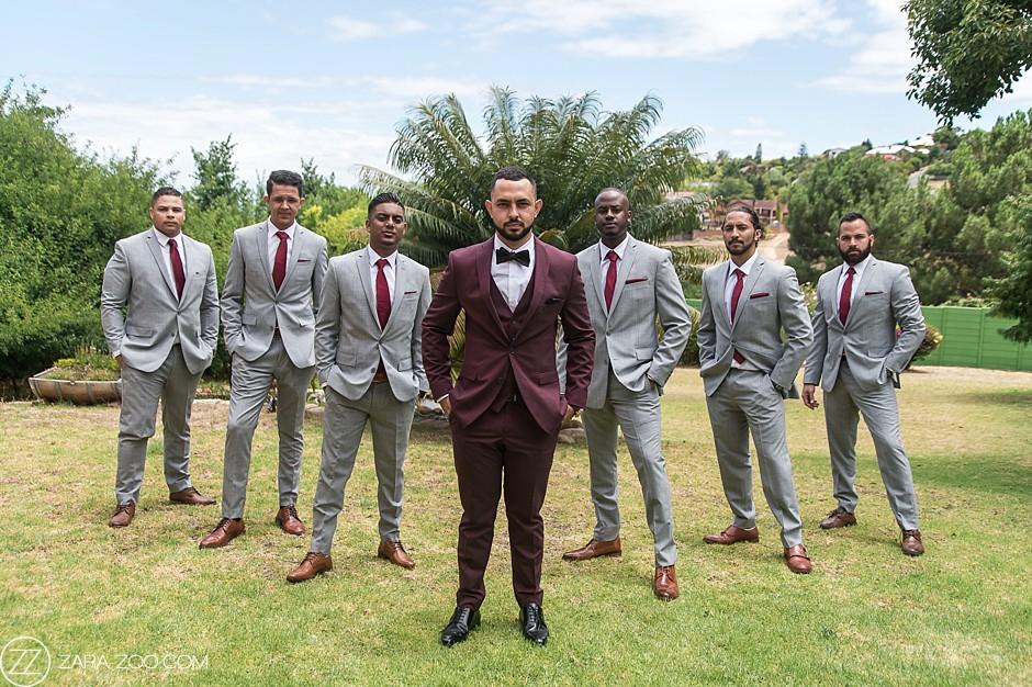Top Wedding Photography Groom and Groomsmen