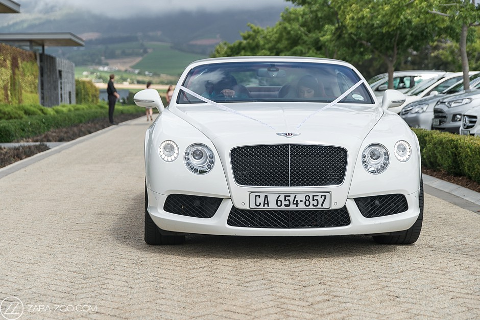 Wedding Cars Cape Town