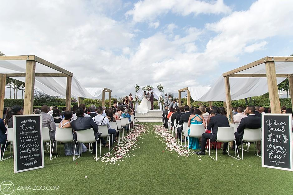 Outdoor Wedding at Cavalli Estate Stellenbosch