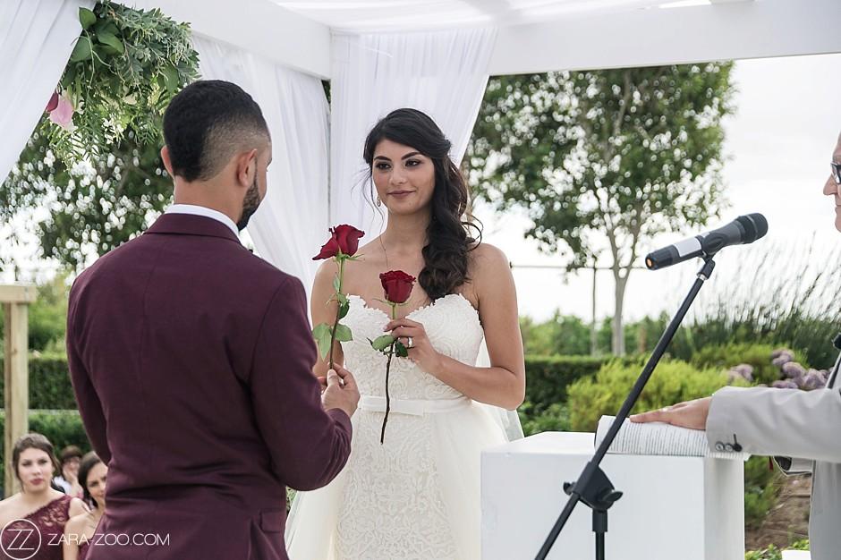 Outdoor Wedding Ceremony Stellenbosch