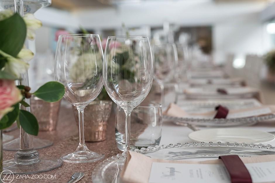 Wedding Decor at Cavalli Estate