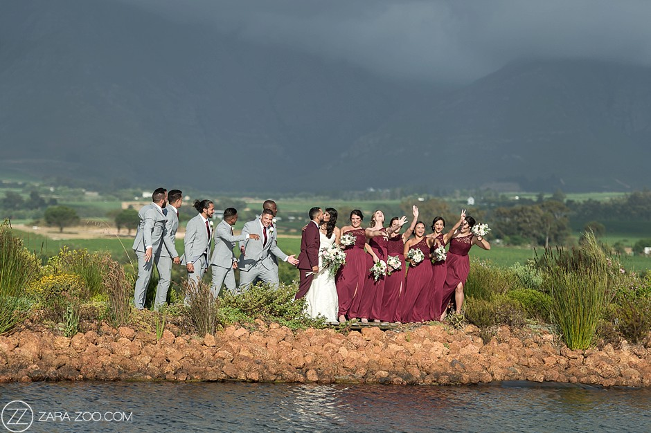 Western Cape Wedding Photographers ZaraZoo