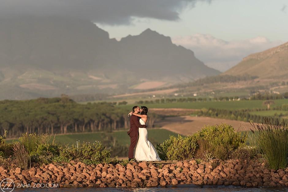Cape Winelands Wedding Photography