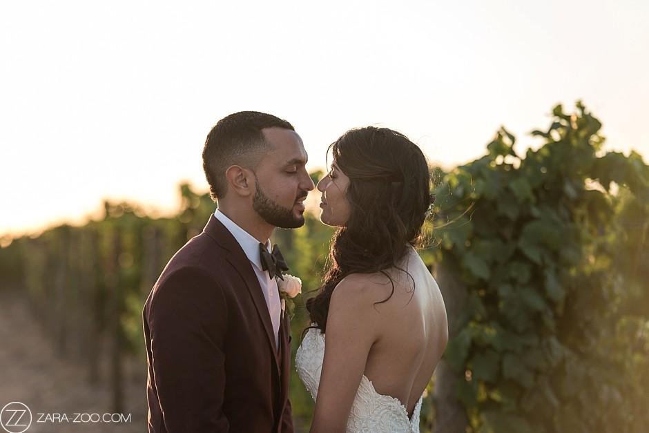 Cavalli Estate Farm Wedding Photos