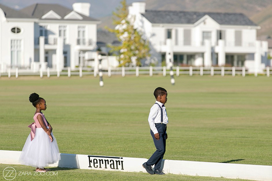 Kids at Weddings South Africa