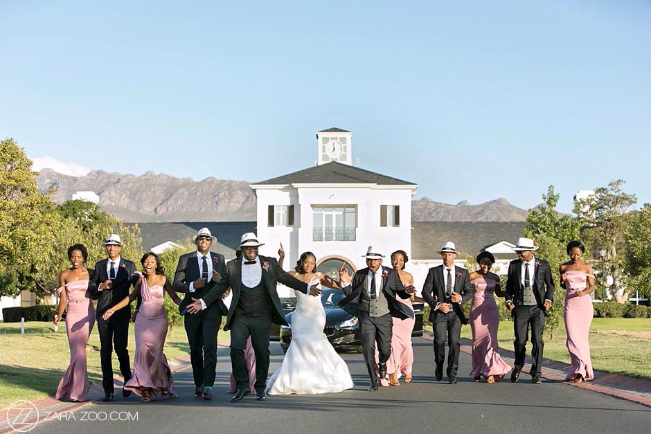Weddings at Val de Vie Stellenbosch
