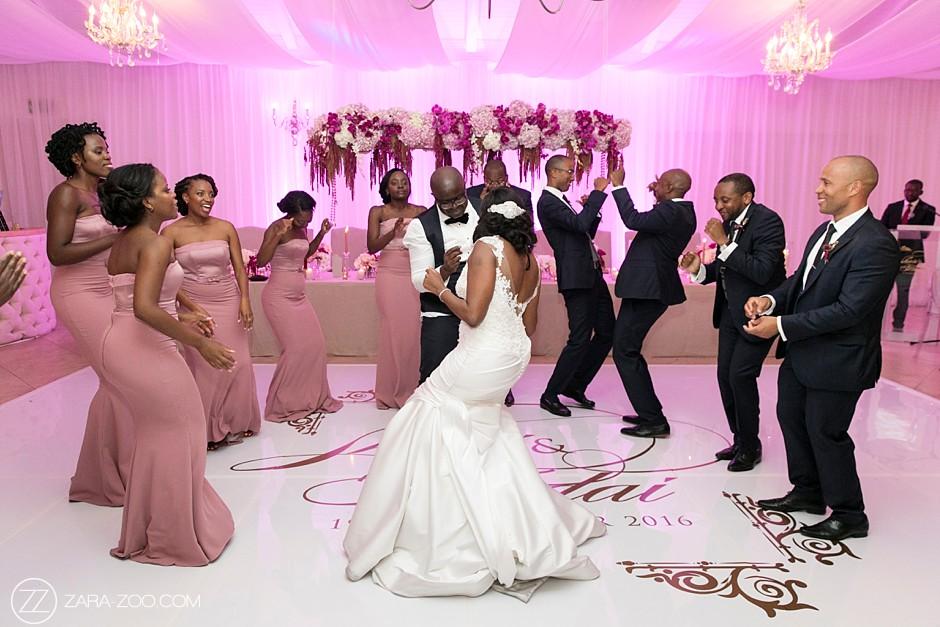 High End Weddings at Val de Vie
