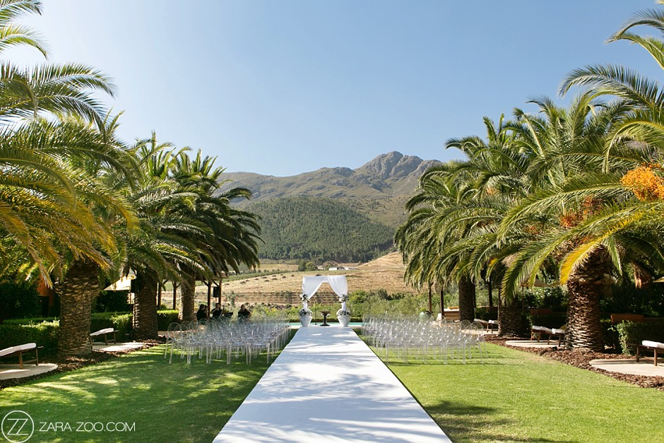 Weddings Western Cape