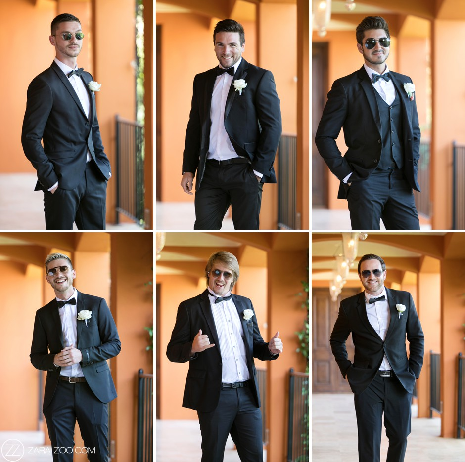 Wedding Photos Groomsmen