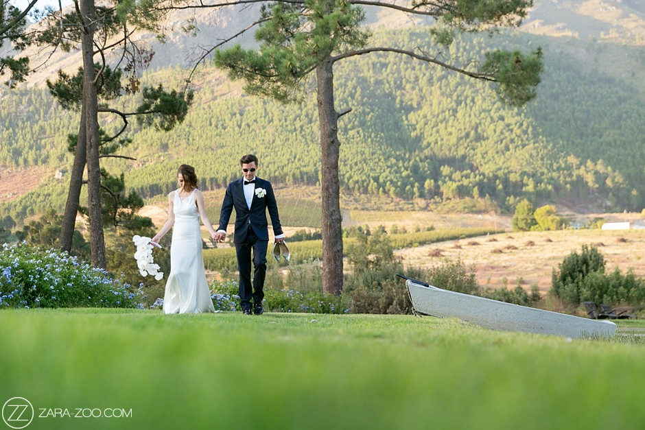 Franschhoek Weddings