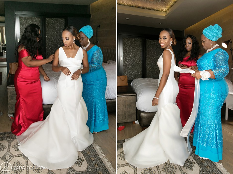 Stylish Modern African Weddings