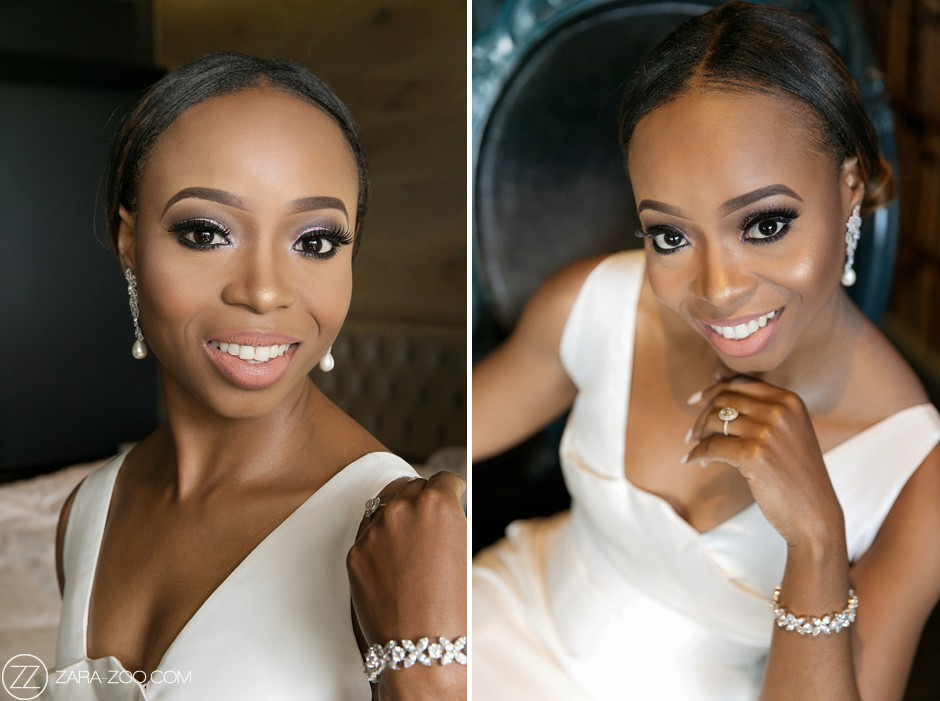 Beautiful Nigerian Bride Ijoema