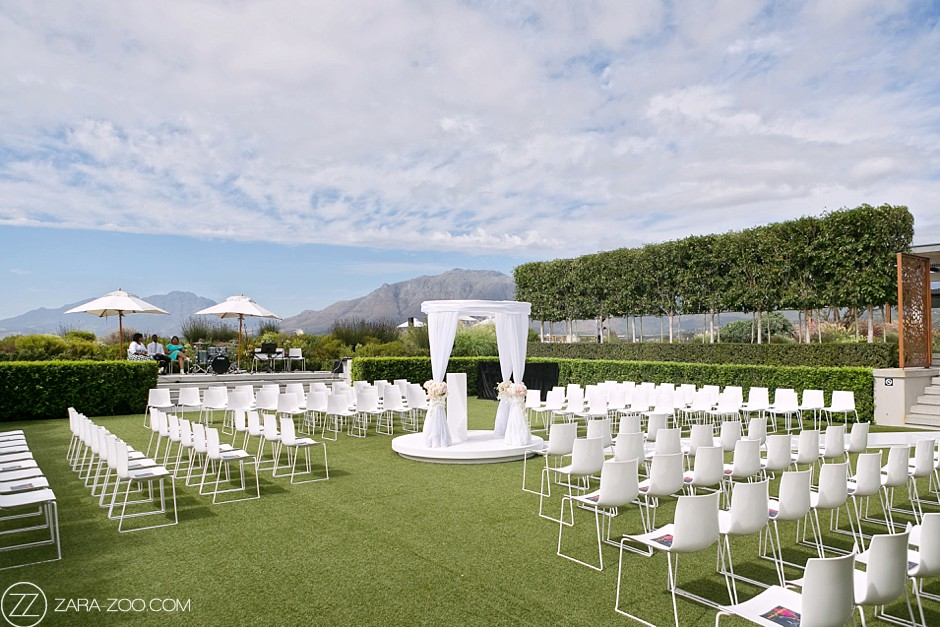 Modern Outdoor Wedding Venue Cavalli Estate