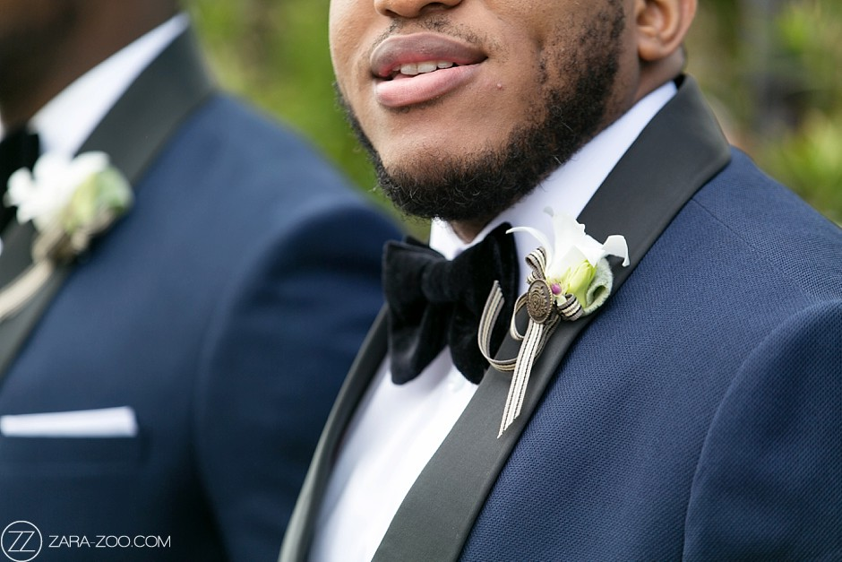 Wedding Suit Groomsmen Accessories