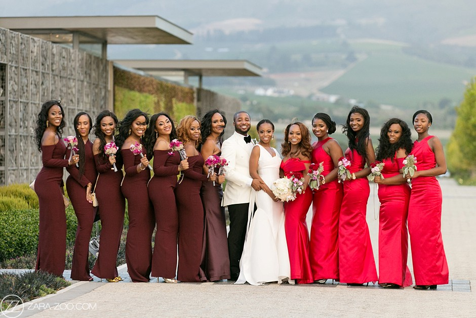 Nigerian Weddings in South Africa Aleit Group