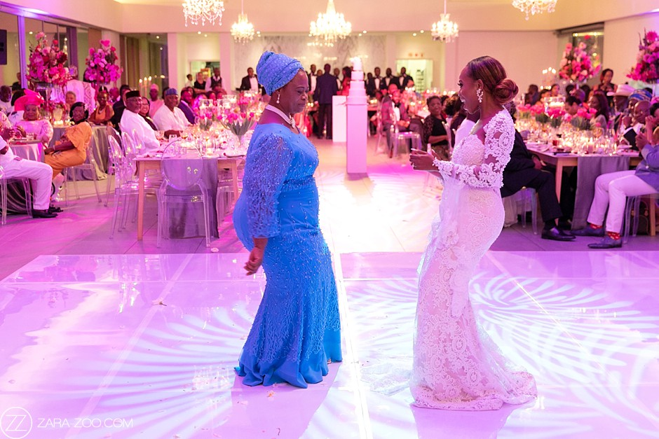 Nigerian Couple Wedding in Cape Town