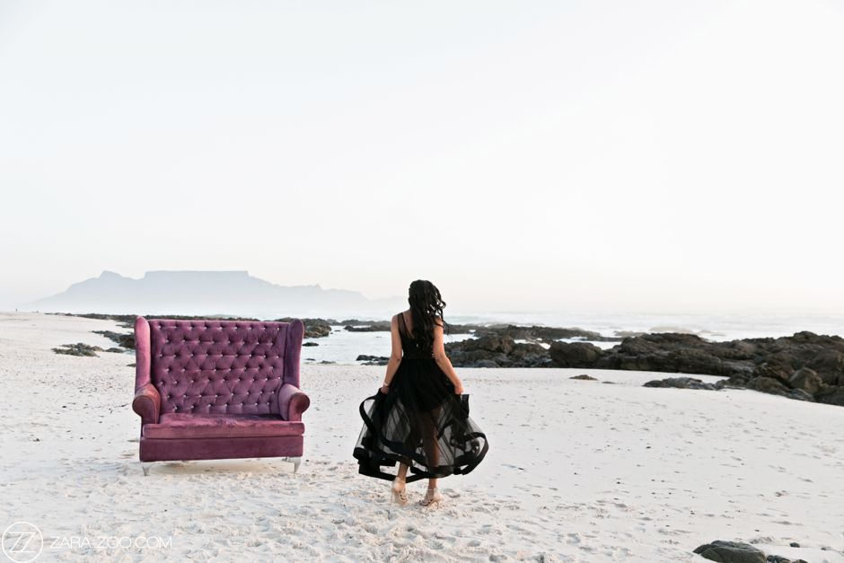 Beach Photo Shoot in Cape Town