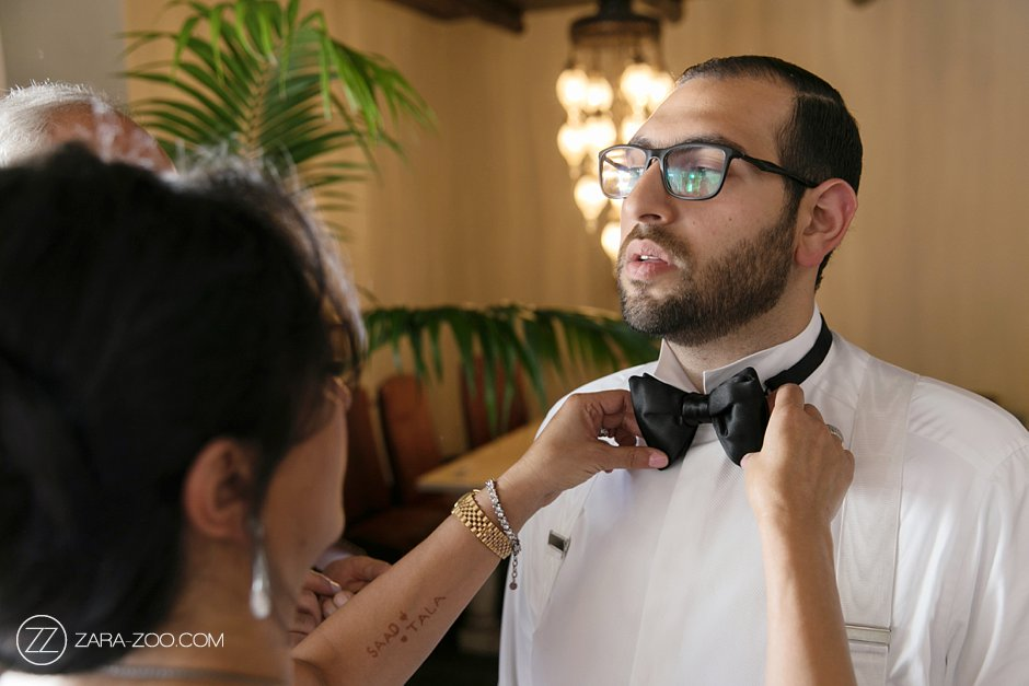 Wedding Photos Groom Preparations ZaraZoo