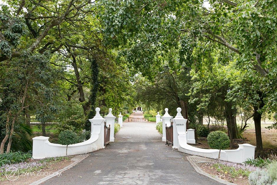 Nooitgedacht Wine Estate Stellenbosch